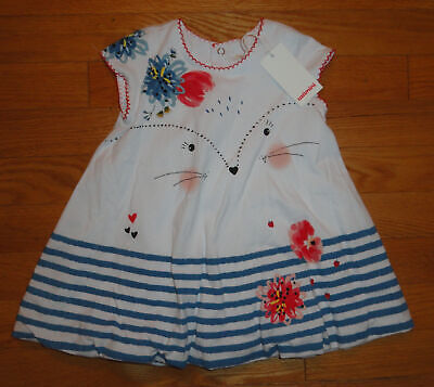 NWT Catimini girls infant//toddler clothing 2pc dress with tights RETAIL $ 129.00