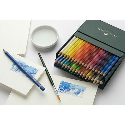 Faber-Castell - Gift Box of 36 Albrecht Artists' Watercolour Pencils with brush