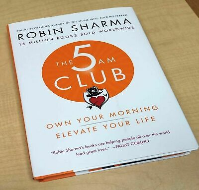 The 5am Club: Change Your Morning, Change Your Life Digital Book