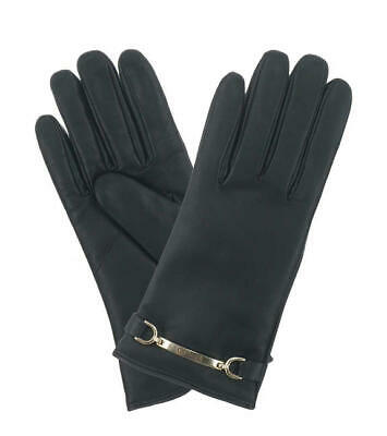 GUANTO DONNA Guess gloves leather BLACK AW6405LEA02BLA.M