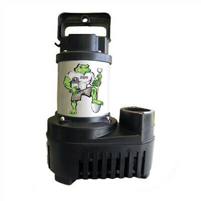 Anjon Big Frog 4200 GPH Eco-Drive Submersible Pump - BEFD4200