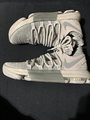 new product 0ae32 4c954 Nike Zoom Kd 10 Kevin Durant Wolf Grey cool Grey Size Men 8.5  897815