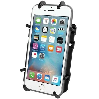 RAM Mount Universal Quick-Grip Spring Loaded Top Clamp Mobile Phone PDA Cradle |