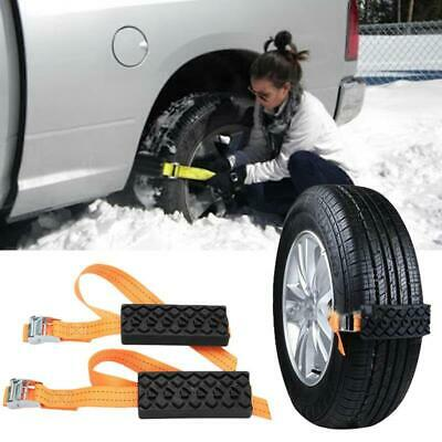 Track Claws Emergency Straps (2PCS)