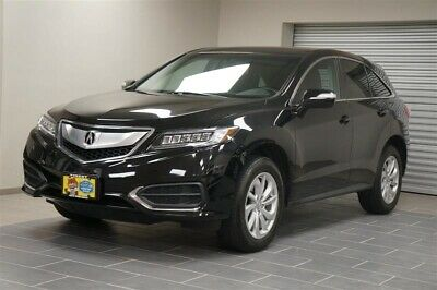 2016 RDX LEATHER CAMERA SUNROOF HEATED SEATS WARRANTY AWD 2016 ACURA RDX LEATHER CAMERA SUNROOF HEATED SEATS WARRANTY AWD 22,469 Miles Bla