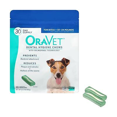 Merial Oravet Dental Hygiene Chew Small