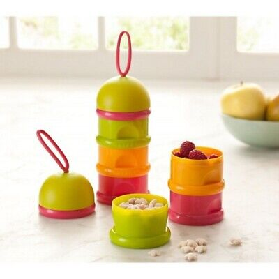 New Beaba Stacked Formula Snack Container Free Express Shipping