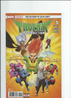 Marvel Comics Phoenix Resurrection Return of Jean Grey 5 NM-/M 2017