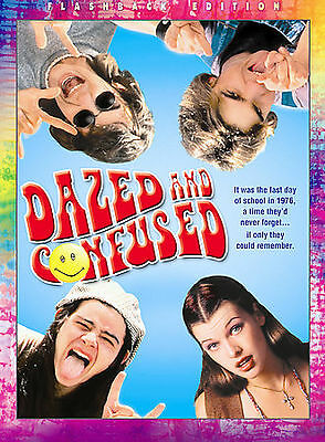 Dazed & Confused [Widescreen Flashback Edition] DVD Used - Good [ DVD ]