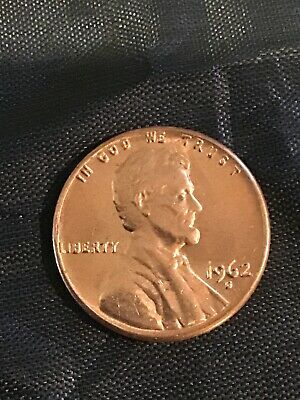 1962 D Lincoln Penny BU From Mint Roll - 20% off 5+