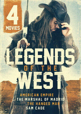 4-Movie Legends Of The West 2 (DVD Used Very Good)