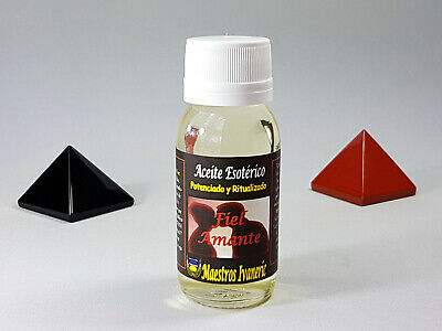 Aceite Esoterico FIEL AMANTE / FAITHFUL LOVER Esoteric Oil - Ritual Spell