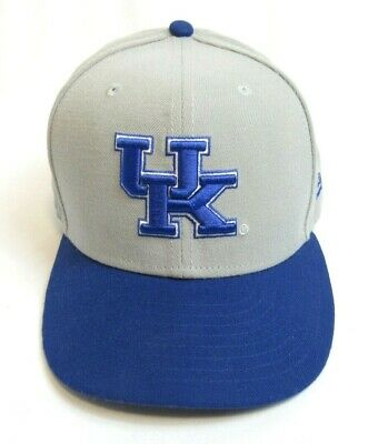 452a50a60b6 UK University Of Kentucky Wildcats New Era 59Fifty Cap Hat FITTED Size 6 7 8