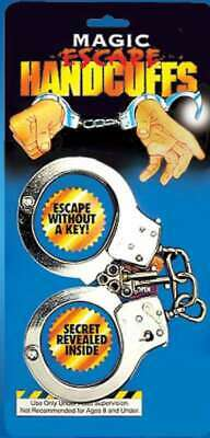 Loftus Novelty Magic Handcuffs 099996001986