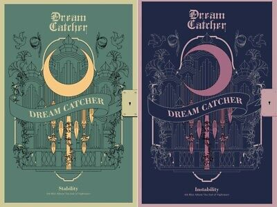 DREAMCATCHER 4th Mini Album - [The End of Nightmare] Random CD+P.Book+Photocard