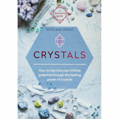 A Conscious Guide - Crystals (Paperback), Non Fiction Books, Brand New