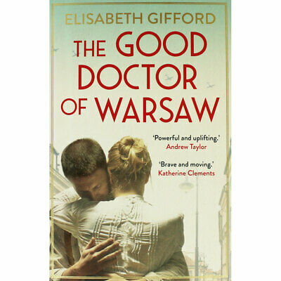 The Good Doctor of Warsaw by Elisabeth Gifford (Paperback), Fiction Books, New