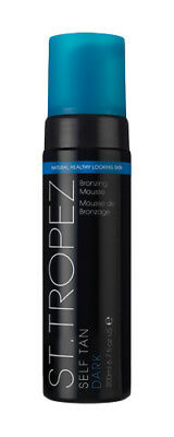 BRAND NEW SEALED St Tropez Self Tan Bronzing Mousse Dark 200ml