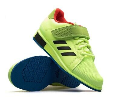 4f9f84a9b23a8e adidas Power Perfect 3 Weightlifting Shoes Powerlifting Gewichtheben Schuhe  BD71