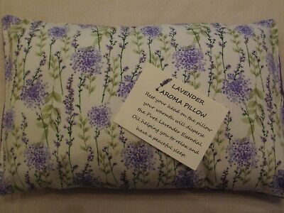 Organic Lavender Pillow Relaxing & Very Soft