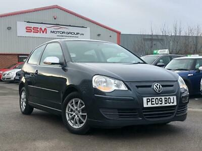 2009 Volkswagen Polo 1.4 TDI BlueMotion Tech 1 3dr