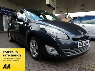2011 Renault Grand Scenic 1.6 TD Dynamique TomTom (s/s) 5dr