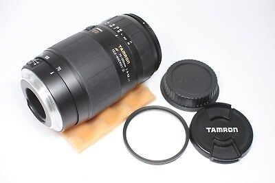 Tamron AF 70-300mm F/4-5.6 LD MACRO 572D For Canon EF
