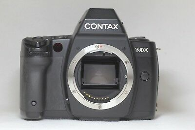 Contax NX 35mm SLR Film Camera Body Only Kyocera Made In Japan