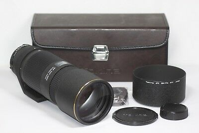 Tokina AT-X 100-300mm F/4 AF Lens for Nikon