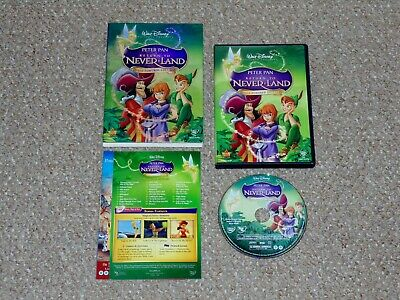 Disney's Peter Pan in Return to Never Land Pixie Powered Edition DVD 2007