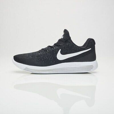 a41a3f5bfc494 Men s Nike Lunarepic Low Flyknit 2 - Black Anthracite White (863779-001