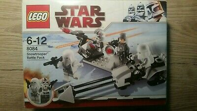 Lego star wars 6-12 8084 Snowtrooper Battle Pack Item: 4559575