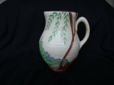 1930's Crown Ducal Vase with Handle, number 146