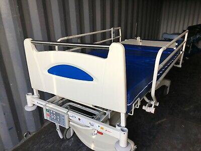 Eleganza 3000 Electric Hospital Bed with Heskins Pressure Relieving Mattress