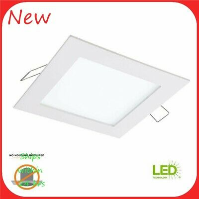 Halo Smd 5 6 White Led Recessed Square Surface Mount