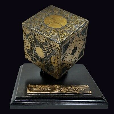 Hellraiser Official Lament Configuration Puzzle Box Replica Prop AP/87
