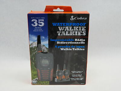 SUNDELY 2 Packs  of Headsets Cobra 2//Two Way Radio Walkie Talkie ACXT390 ACXT645
