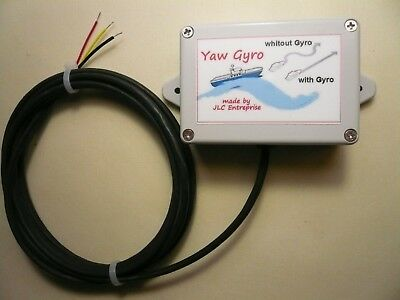 External Gyro for Raymarine S1 S2 S3 & Autohelm Type 100 / 300 Course Computer