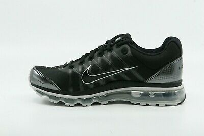 lowest price 0a740 55f11 Nike Air Max 2009 Black Mens Running Shoes Size 8.5 (486978-001)