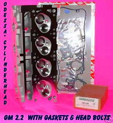 New Fits Gm Cavalier S10 2.2 Ohv 391S #391 Cylinder Head Gaskets & Bolts