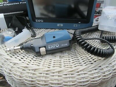 EXFO MAX TESTER MAX- FIP Power Meter Fibre Tester with FIP 430 probe PLUS EXTRAS