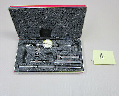 Starrett Last Word Indicator set a