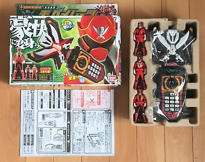 Japan Power Rangers Gokaiger Mobirates Phone With Box
