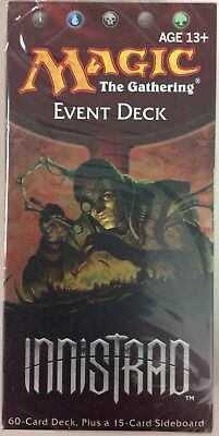MTG Magic The Gathering Innistrad Event Deck Deathfed BRAND NEW