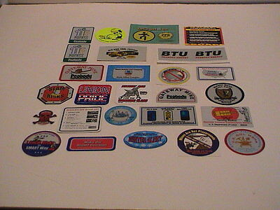Lot /25 Illinois Safety Msha Ppe Coal Mines & Minerals Mining Sticker Decals