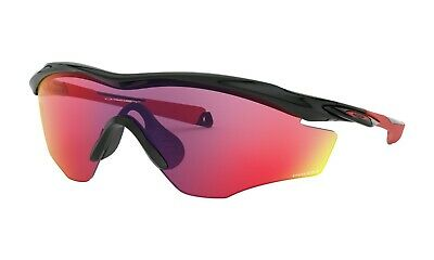 7d52815f001 Authentic Oakley M2 Frame XL Polish Black  Prizm Road Sunglasses OO9343-08