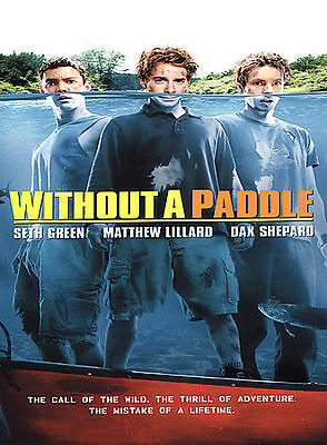 Without a Paddle Seth Green, (Full Screen Edition)