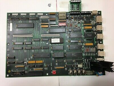 York Chiller Processor Board 031-01095-001 Rev A