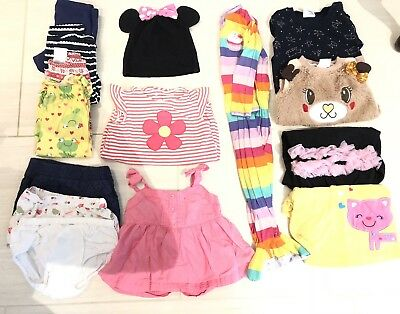 c39821c66 BABY TODDLER GIRL Spring Clothes LOT 12-18 Month Outfits Gymboree ...