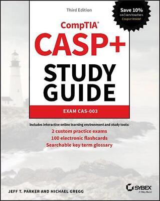 CASP+ CompTIA Advanced Security Practitioner Study Guide: Exam CAS-003 by Michae